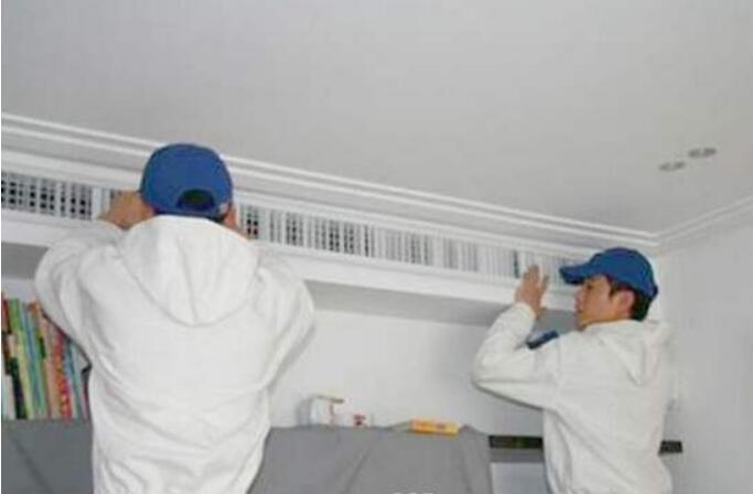 清洗中央空调有哪些注意事项