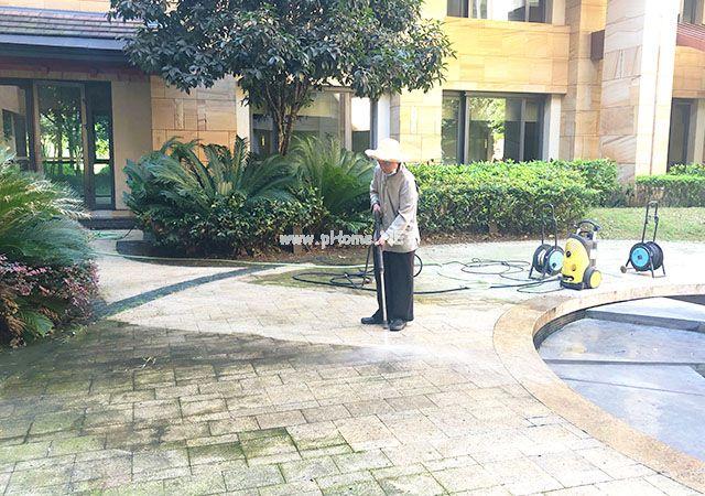 武汉物业小区保洁的具体方法